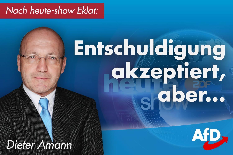 Heute Show Afd